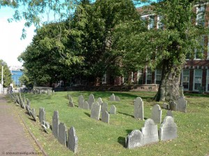Copp's Hill Burying Ground - Freedom Trail Stop 14 - 1659