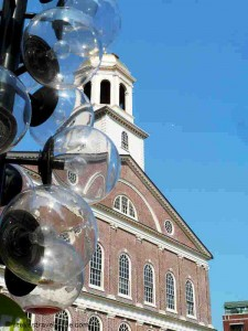 Faneuil Hall - Freedom Trail Stop 11 - 1742/1805