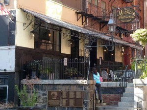 MarliaveProviceHouseSteps 300x225 Freedom Trail Historic Boston Restaurant Guide & Map