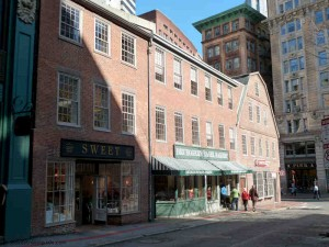 Old Corner Book Store - Freedom Trail Stop 7 - 1711
