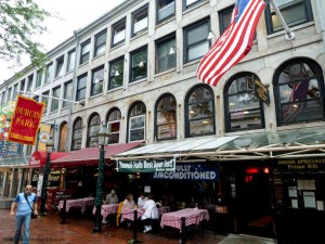 Durgin Park Boston Outside M 300x225 Freedom Trail Historic Boston Restaurant Guide & Map