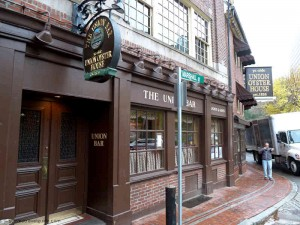 Union Oyster House on Boston Freedom Trail