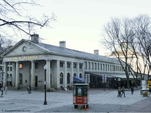 Quincy Market Central Building
