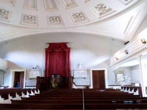 United First Parish Church - Quincy MA - Tombs of John & John Quincy Adams