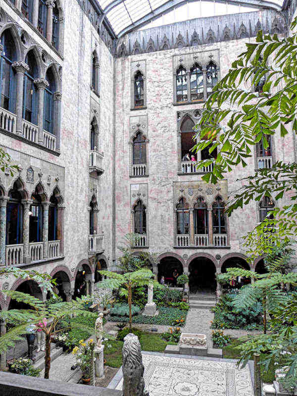 Gardner Museum – Venice In Boston