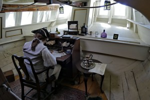 Boston Tea Party Museum Ship Captains Quarters